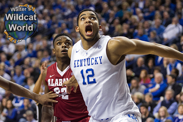 Karl Towns - photo by Walter Cornett
