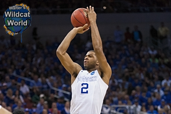 Aaron Harrison - photo by Walter Cornett