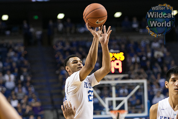 Jamal Murray - photo by Walter Cornett
