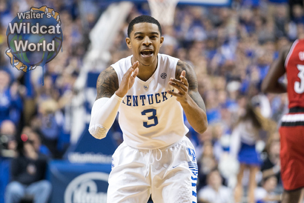 Tyler Ulis - photo by Walter Cornett