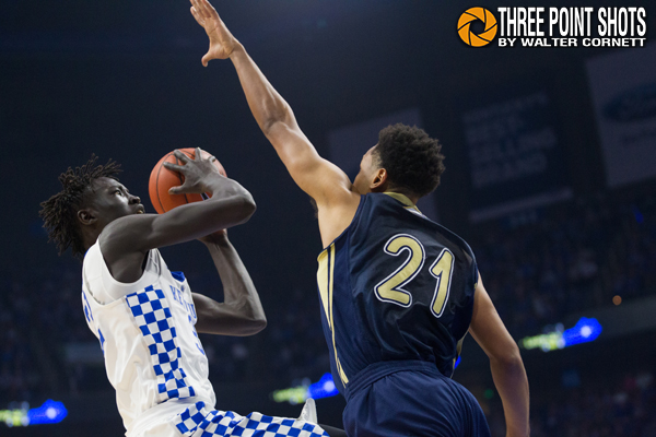Wenyen Gabriel - photo by Walter Cornett