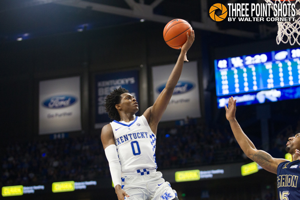 Deuces are wild as Kentucky antes up for a new basketball season