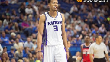 Skal Labissiere - photo by Walter Cornett