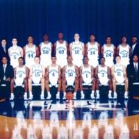 2002-2003 Kentucky Basketball Roster