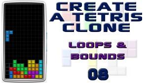 Tetris Clone 08