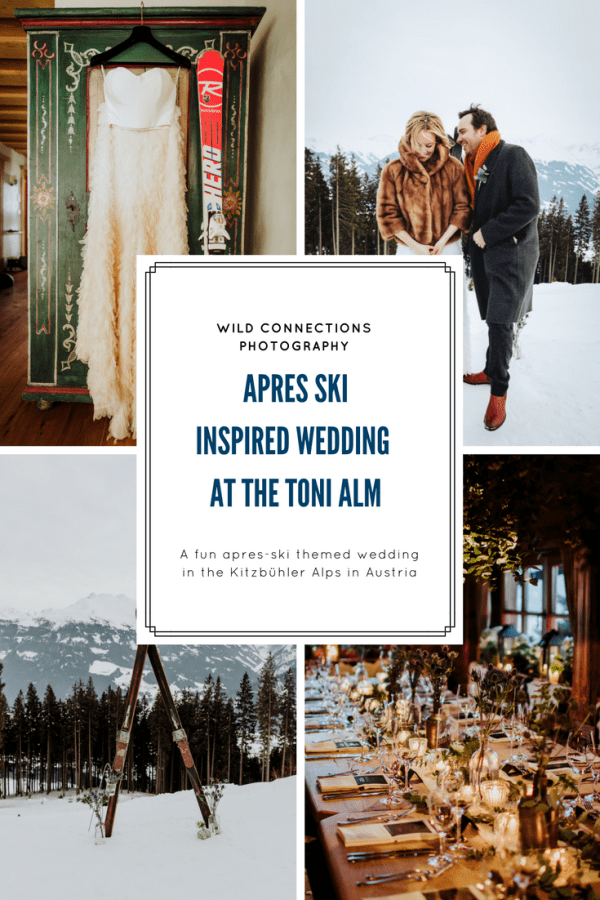 Apres ski inspired wedding at the Toni Alm in Austria by Wild Connections Photography