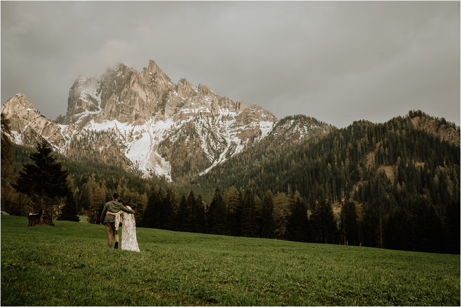 Alt Prags Dolomites Wedding Photographer By Wild Connections Photography