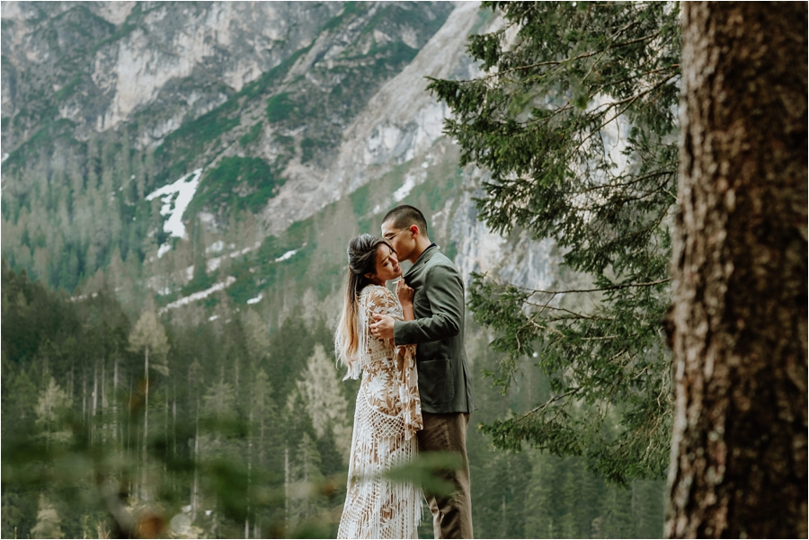 Adventure wedding photographer in the Dolomites Wild Connections Photography
