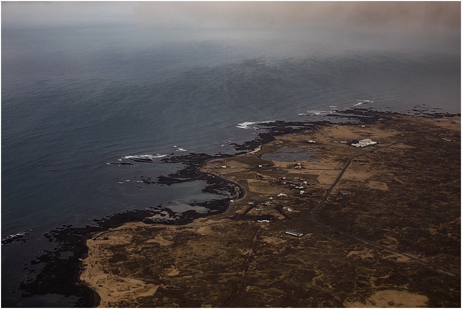 Aerial Photo of Iceland