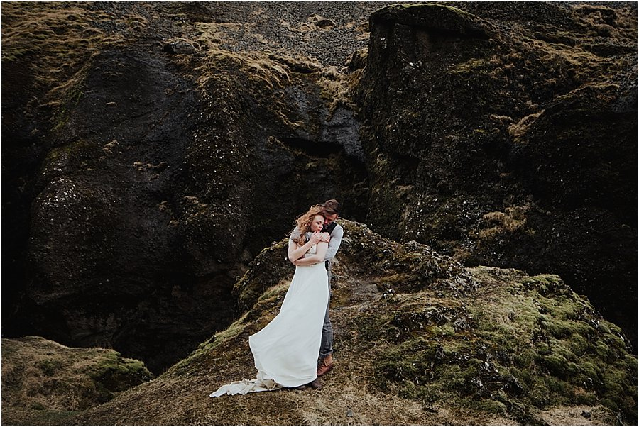 Iceland Wedding Photography - Planning an Elopement Timeline by Wild Connections Photography