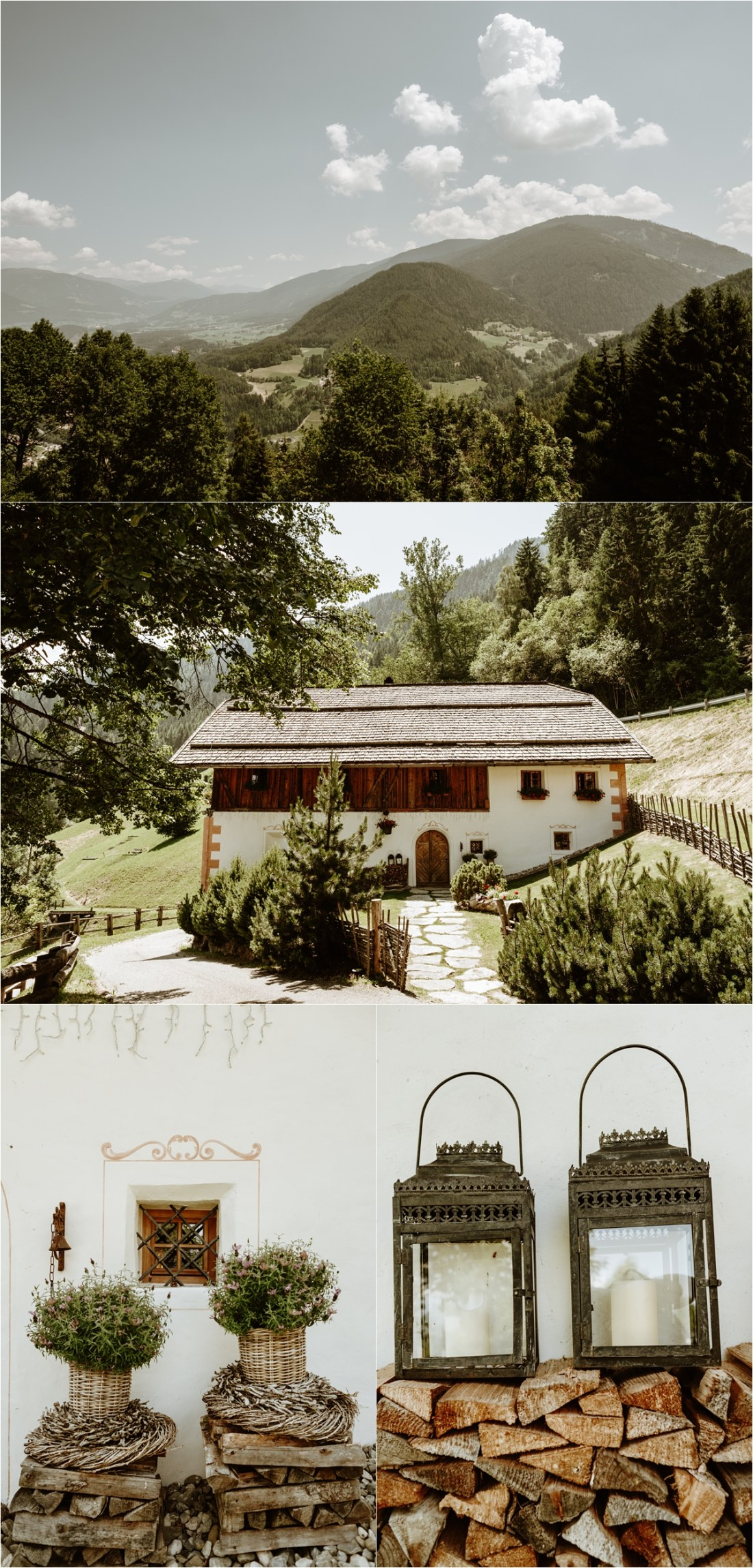 San Lorenzo White Deer Mountain Lodge Wedding. Photo by Wild Connections Photography