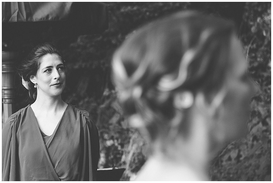 St Johann in Tirol Elopement witness Charlotte looks on by Wild Connections Photography