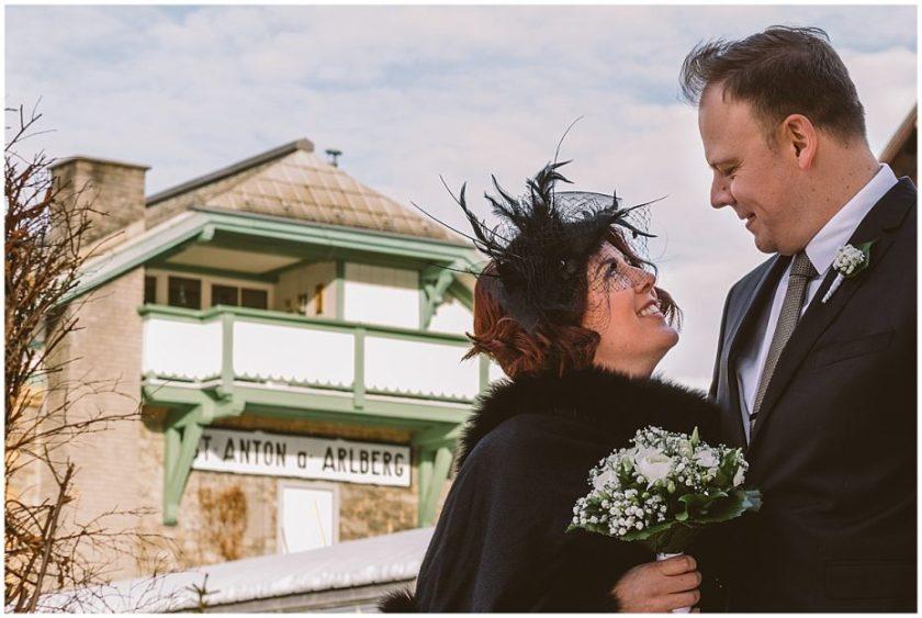 Hochzeit St Anton