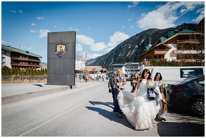 Mayrhofen Wedding