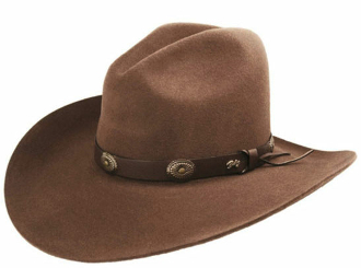 Quot Tombstone Quot Bailey 2x Pecan Wool Cowboy Hat Usa Made