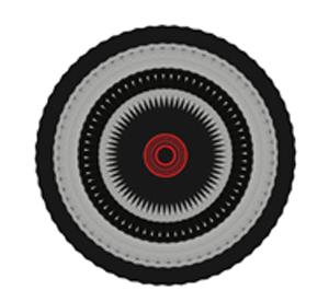Wild Digital Icon