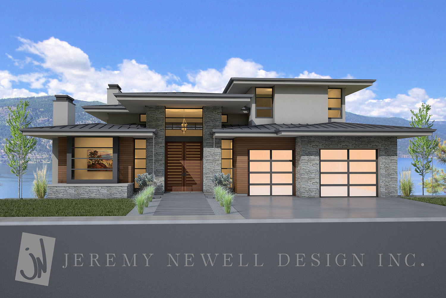 Rocky Point Spectacular Kelowna Lakeview Lots Build