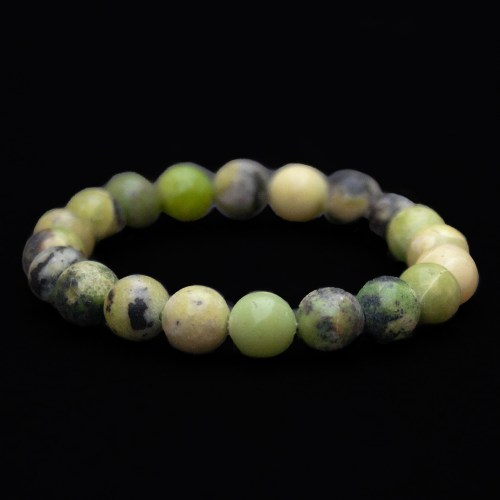 Chrysoprase Power Bracelet