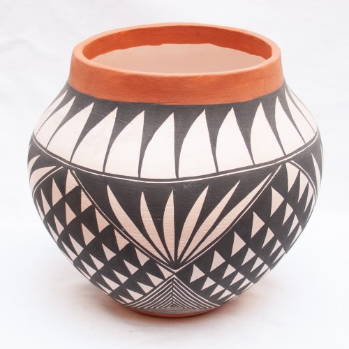 Native American Acoma Earthenware