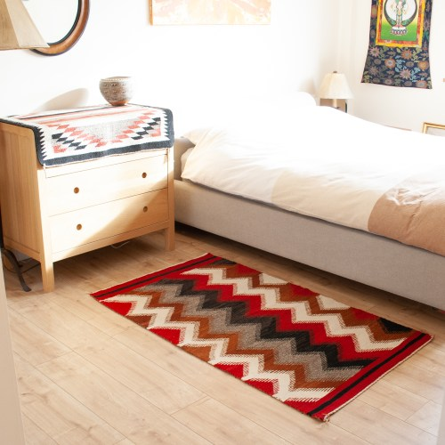 Multicolour Native Wool Rug