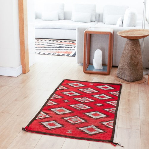 Red Dazzler Area Rug
