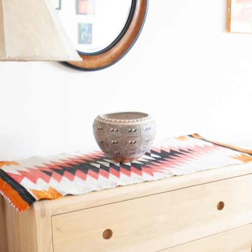Vintage Navajo Table Runner