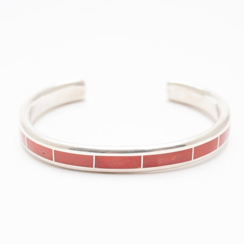 Red Coral Loretto Bracelet