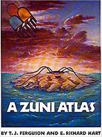 A Zuni Atlas - Ferguson Hart