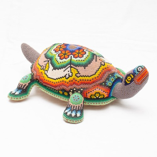 Huichol Green Turtle