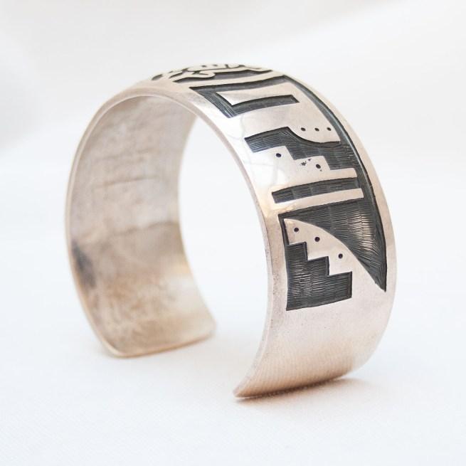 Silver Turtle Bracelet