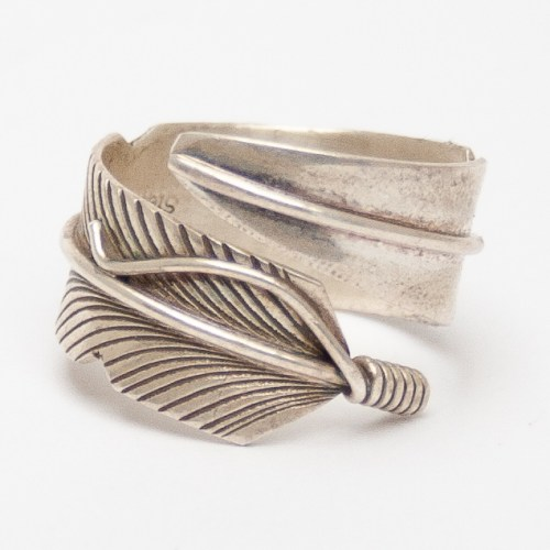 Chris Charley Feather Ring