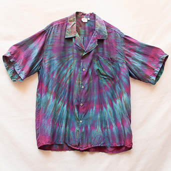 Acid Trip Tie-Dye Shirt XL