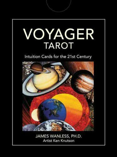 Voyager Tarot - James Wanless