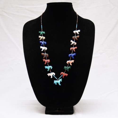 Horse Spirit Animal Necklace