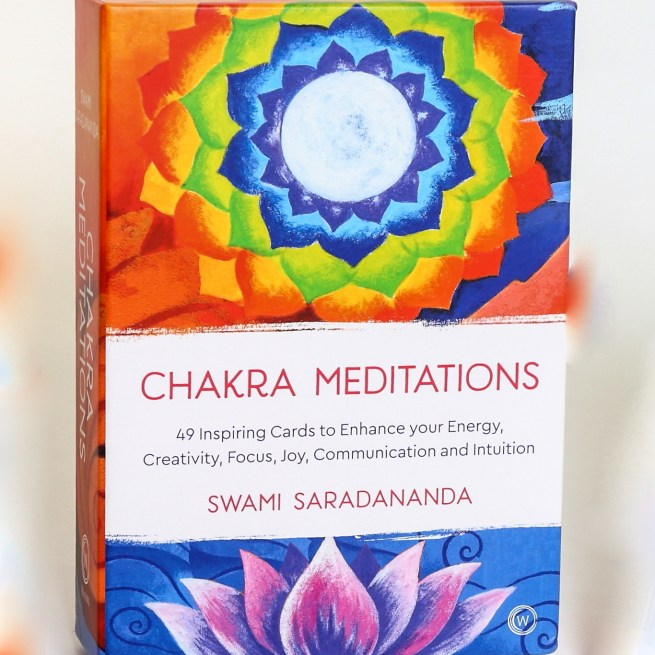 Chakra Meditation Set - Swami Saradananda