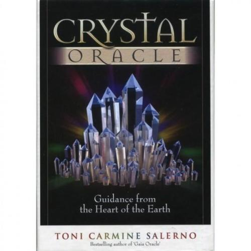 Crystal Oracle Deck - Toni Salerno