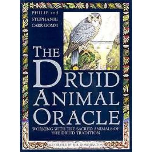 The Druid Animal Oracle Cards - Carr-Gom & Worthington