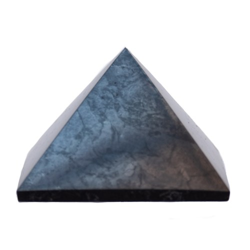 Polished Shungite Pyramid