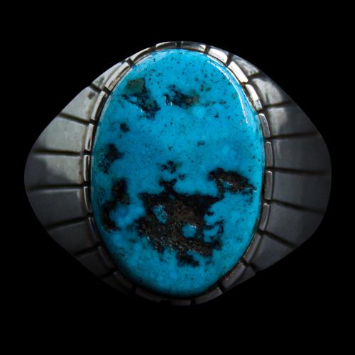 Turquoise Ring Large Size