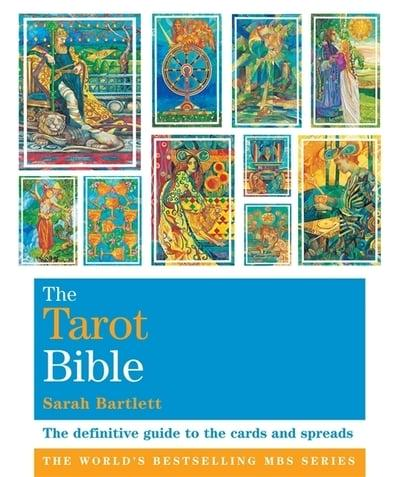 Tarot Bible - Sarah Bartlett