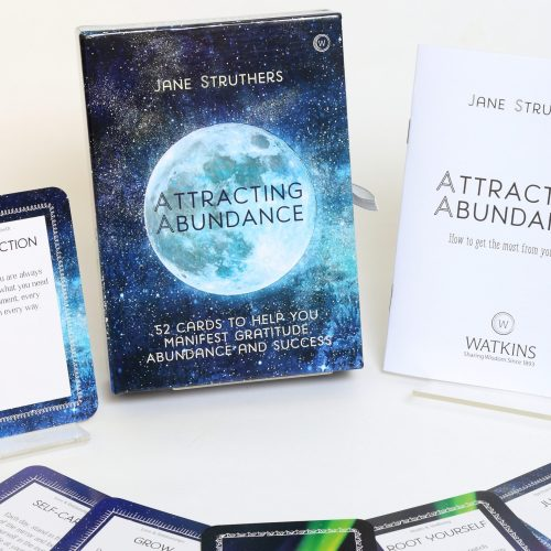 Attracting Abundance - Jane Struthers