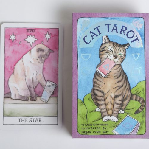 Cat Tarot - Megan Lyn Kott