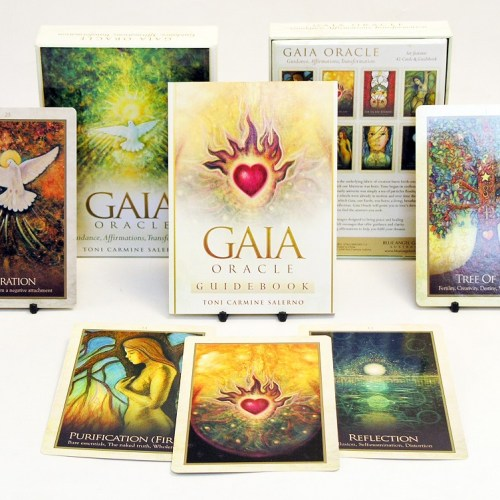 Gaia Oracle - Tony Carmine Salerno