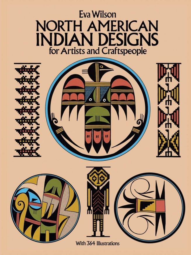 North American Indian Designs - Eva Wilson