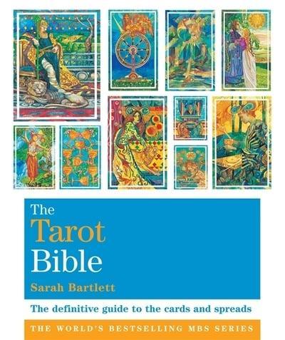 The Tarot Bible - Sarah Bartlett