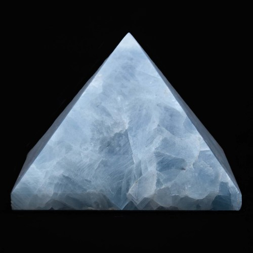 Blue Crystal Pyramid