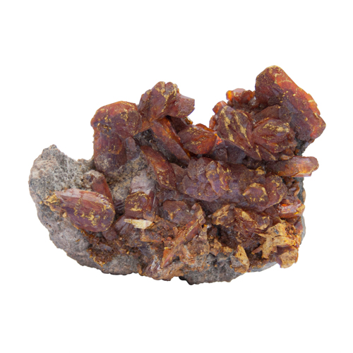 Raw Orpiment Crystal Cluster