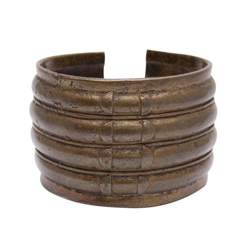 Vintage Ethiopian Cuff Bracelet