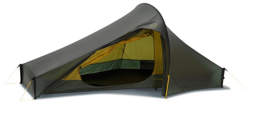 2. Nordisk Telemark Best Solo Backpacking Tents