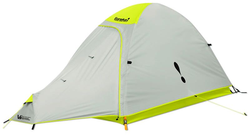 9. Eureka Amari Pass Solo 1 Best Solo Backpacking Tents